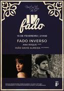 """MÚSICA: Ana Roque & João David Almeida - """"Fado Inverso"""" - CONCERTOS IN FADO"""