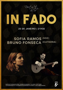 MÚSICA: Sofia Ramos & Bruno Fonseca - CONCERTOS IN FADO
