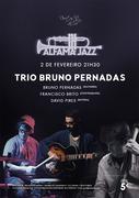 MÚSICA: Trio Bruno Pernadas - CONCERTOS ALFAMA JAZZ