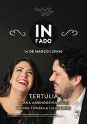 MÚSICA: Joana Amendoeira & Bruno Fonseca- TERTÚLIA - CONCERTOS IN FADO DO DUETOS DA SÉ, ALFAMA, LISBOA