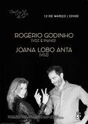 MÚSICA: Rogério Godinho & Joana Lobo Anta