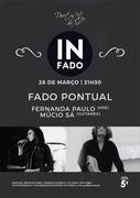 MÚSICA: Fernanda Paulo & Múcio Sá  - Fado Pontual