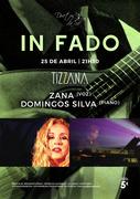 MÚSICA: Zana & Domingos Silva - TIZZANA - CONCERTOS IN FADO DO DUETOS DA SÉ, ALFAMA, LISBOA