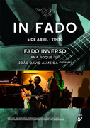 MÚSICA: Ana Roque & João David Almeida - FADO INVERSO