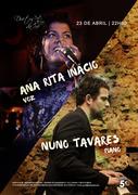 MÚSICA: Ana Rita Inácio & Nuno Tavares