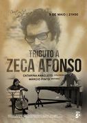 MÚSICA: Tributo a Zeca Afonso - Catarina Anacleto & Márcio Pinto