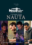 """MÚSICA: """"Nauta"""" - André Barbosa, Rogério Nunes, Sérgio Fiúza & Miguel Moreira - Concertos Alfama Jazz"""