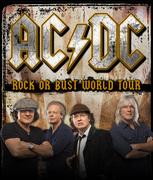 MÚSICA: AC/DC, Rock or Bust World Tour