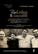 MÚSICA: Rio Lisboa & Convidados