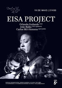 MÚSICA: Eisa Project - Orlanda Guilande, João Balão & Carlos Mil-Homens