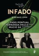 MÚSICA: Fado Pontual - Fernanda Paulo & Múcio Sá - Concertos In Fado