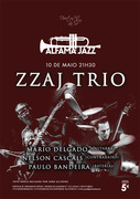 MÚSICA: Zzaj Trio - Concertos Alfama Jazz