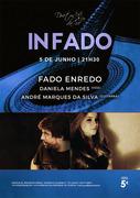 MÚSICA: Fado Enredo - Daniela Mendes & André Marques da Silva - Concertos In Fado