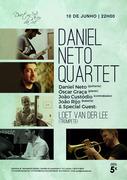 MÚSICA: Daniel Neto Quartet & Loet Van Der Lee