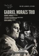MÚSICA: Gabriel Moraes Trio