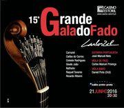 MÚSICA: 15º Grande Gala do Fado - Carlos Zel