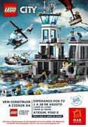 CRIANÇAS: LEGO City & DC Comic Super Heroes