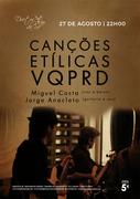 """MÚSICA: """"CANÇÕES ETÍLICAS VQPRD"""" - Miguel Costa & Jorge Anacleto"""