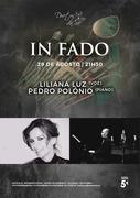 MÚSICA: Liliana Luz & Pedro Polónio - CONCERTO  IN FADO