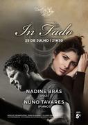 MÚSICA: Nadine Brás & Nuno Tavares - Concerto IN FADO