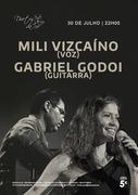 MÚSICA: Mili Vizcaíno & Gabriel Godoi