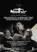 """MÚSICA: Francisco Andrade Trio, """"Improvisando Zeca Afonso"""" - Concerto ALFAMA JAZZ"""