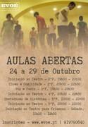 FORMAÇÃO: Semana de AULAS ABERTAS Evoé!