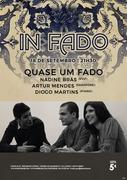 """MÚSICA: """"Quase um Fado"""" - Nadine Brás, Artur Mendes & Diogo Martins"""