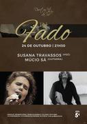 MÚSICA: Susana Travassos & Múcio Sá - Concerto In Fado