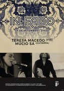 MÚSICA: Teresa Macedo & Múcio Sá - Concerto IN FADO
