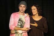 MÚSICA: Zélia Duncan e Zeca Baleiro