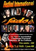 Festival International de Fado - Clermont-Ferrand