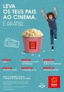 CRIANÇAS: Sessões Grátis de Cinema Infantil no MAR Shopping