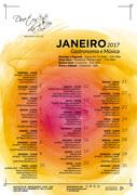 CONCERTOS DE JANEIRO 2017 & GASTRONOMIA - DUETOS DA SÉ, ALFAMA, LISBOA