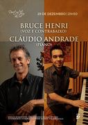 MÚSICA: Bruce Henri & Cláudio Andrade