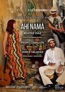 "MÚSICA: ""AHÍ NAMÁ"" - Beatriz Díaz, Pedro Ceballos & Jorge Valadas - Concerto de Fim de Ano"