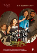 MÚSICA: Jingle Jazz Ensemble