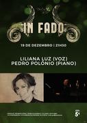 """MÚSICA: Liliana Luz & Pedro Polónio - Concerto  """"IN FADO"""""""