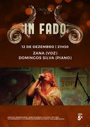 "MÚSICA: ""Fado ao Lado"" - Zana & Domingos Silva - Concerto ""IN FADO"""