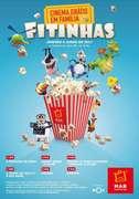 """CRIANÇAS: """"Fitinhas"""" – Sessões Grátis de Cinema Infantil"""