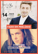 """MÚSICA: """"Fado em Prelúdio"""" - Rui Vaz & Mário Rui Teixeira"""