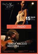 "MÚSICA: Teresa Macedo & Múcio Sá  - Concerto ""In Fado"""