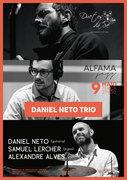 """MÚSICA: """"Daniel Neto Trio"""" - Daniel Neto, Samuel Lercher & Alexandre Alves"""