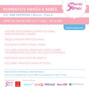 FESTAS: Ecografias emocionais 3D/4D gratuitas no fim de semana do Dia da Mãe