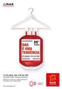EVENTO: Doação de Sangue no MAR Shopping Matosinhos