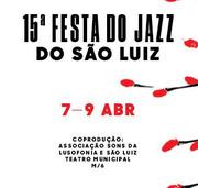 MÚSICA: 15ª Festa do Jazz do São Luiz