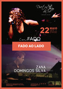 "MÚSICA:  Zana & Domingos Silva- ""Fado ao Lado"""
