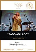 """MÚSICA: """"FADO AO LADO"""" - Zana & Domingo Silva"""