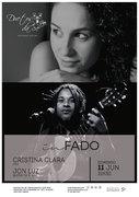 "MÚSICA: Cristina Clara & Jon Luz  - Dueto em Concerto ""In Fado"""