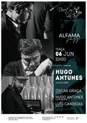 MÚSICA: Hugo Antunes convida Óscar Graça & Luís Candeias